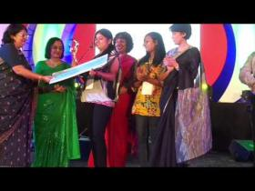 WOMAN ACHIEVER AWARD WINNER 2013